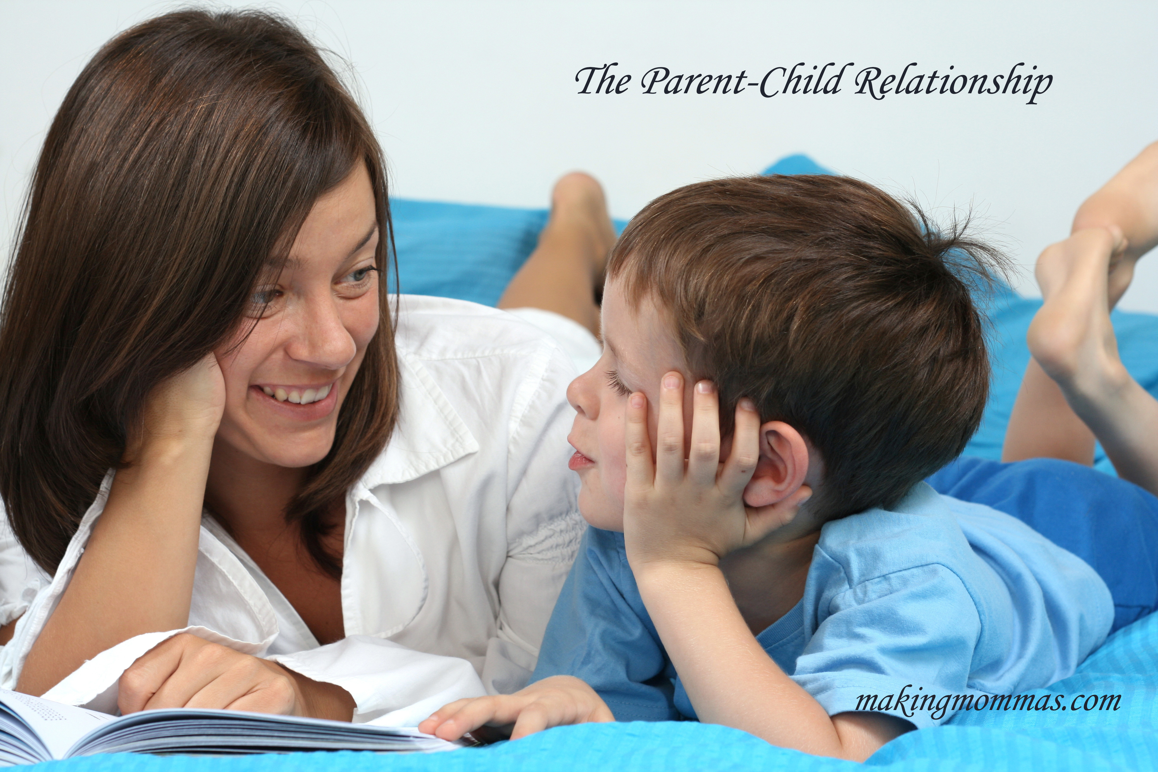 parent relationship with the child